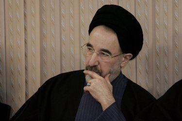 Iran's former president Mohammad Khatami to run in June presidential election