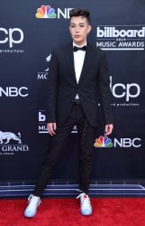 James Charles attends the 2019 Billboard Music Awards in Las Vegas