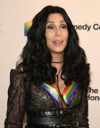 Cher arrives for Kennedy Center Honors Gala in Washington DC