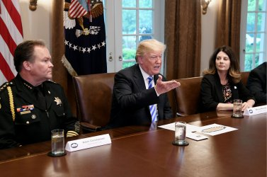 President Trump hosts the California Sanctuary State Roundtable - DC