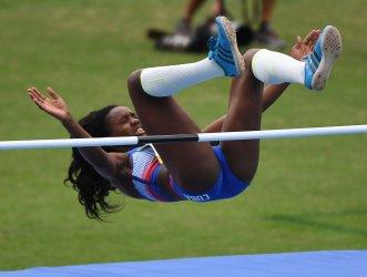 Yorgelis Rodriguez of Cuba at 2016 Rio Summer Olympics