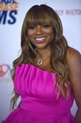 Bershan Shaw attends Race to Erase MS gala in Beverly Hills
