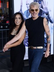 """Billy Bob Thornton and Connie Angland attend """"Our Brand Is Crisis"""" premiere in Los Angeles"""