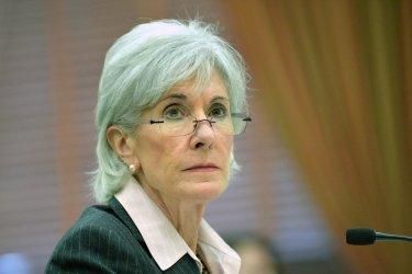 Secretary Kathleen Sebelius testifies on FY2015 Budget in Washington, D.C.