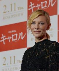 "Cate Blanchett attends ""Carol"" premiere in Tokyo"