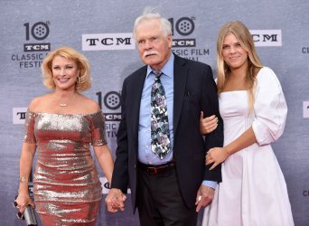 Ted Turner attends TCM Classic Film Festival opening night gala