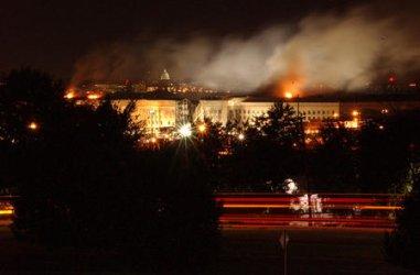 Terrorist  aftermath in Washington D.C.