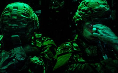 Resupplying the fight in Iraq