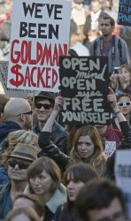 Occupy Vancouver joins Canada wide protests supporting New York's Occupy Wall Street