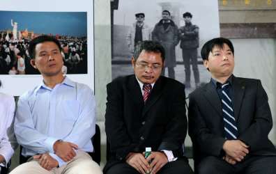 20th anniversary of Tiananmen Square crackdown in China marked in Washington