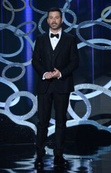 Jimmy Kimmel onstage at the 68th Primetime Emmy Awards in Los Angeles