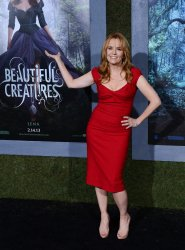 "Lea Thompson attends the ""Beautiful Creatures"" premiere in Los Angeles"