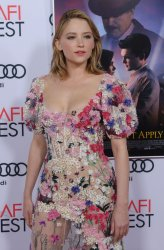"""Haley Bennett attends the """"Rules Don't Apply"""" premiere in Los Angeles"""