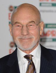 "Patrick Stewart attends ""The Empire Awards"""