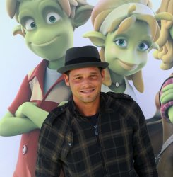 """Justin Chambers attends the premiere of  """"Planet 51"""" in Los Angeles"""