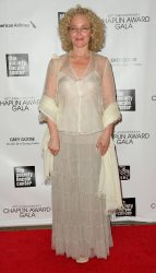 Amy Irving attends the 40th Annual Chaplin Award Gala in New York