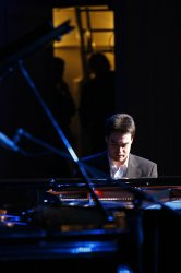 Pianist Ulrich Hofmayer performs in Tehran