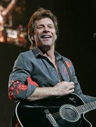 Bon Jovi performs in concert in Sunrise, Florida