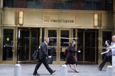 Bank of America buys Merrill Lynch