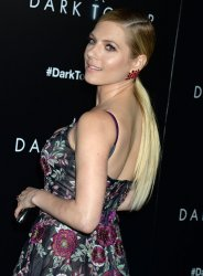 Katheryn Winnick at 'The Dark Tower' Premiere