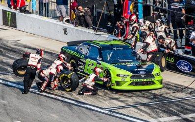 2019 NASCAR Racing Experience 300