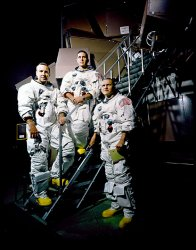NASA marks 40th anniversary of Apollo 8 mission to the Moon
