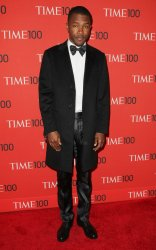 Frank Oce30 attends the TIME 100 Gala in New York