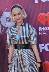 Katy Perry attends the iHeartRadio Music Awards in Los Angeles