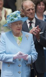 Queen Elizabeth arrives in Ottawa during her Royal Tour of Canada