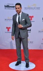 Sebastian Caicedo attends the Billboard Latin Music Awards in Las Vegas