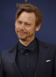 Jimmi Simpson attends the 70th annual Primetime Emmy Awards in Los Angeles