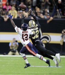 Chicago Bears at New Orleans Saints