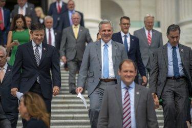 House Republicans Discuss Biden and Pelosi