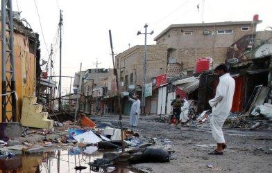 Multi Car Bomb Attacks in Baghdad