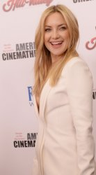 Kate Hudson attends the American Cinematheque gala in Los Angeles