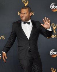 Jordan Peele attends the 68th Primetime Emmy Awards in Los Angeles