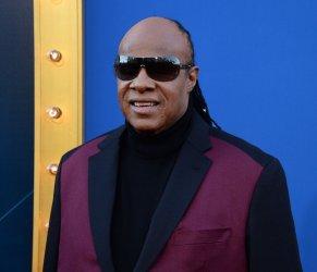 "Stevie Wonder attends the ""Sing"" premiere in Los Angeles"