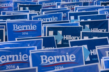 Democratic Presidential Primary Debate in Charleston, Sout Carolina