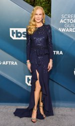 Nicole Kidman attends the 26th annual SAG Awards in Los Angeles