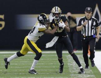 New Orleans Saints wide receiver Tre'Quan Smith