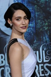"""Emmy Rossum attends the """"Beautiful Creatures"""" premiere in Los Angeles"""