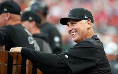 Colorado Rockies manager Bud Black
