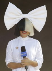 Sia performs on Good Morning America