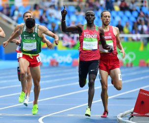 Men's 800m Heat at the 2016 Rio Summer Olympics