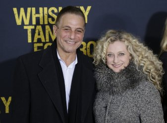 Tony Danza at  'Whiskey Tango Foxtrot' premiere