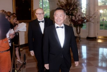 President Obama and First Lady Host State Dinner for Japanese PM Shinzo Abe and Akie Abe
