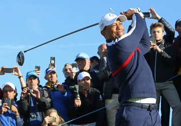 Ryder Cup Golf at Le Golf National in France