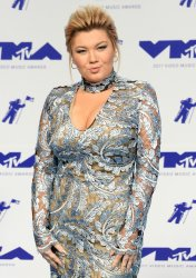 Amber Portwood attends the 2017 MTV Video Music Awards in Inglewood, California