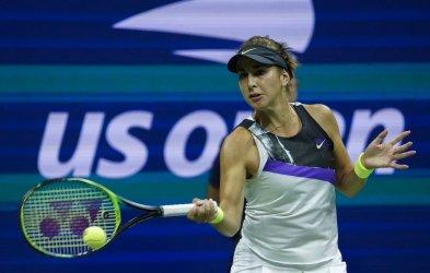 BelindaBencic, of Switzerland, at the US Open