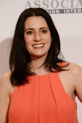 Paget Brewster attends the 23rd annual Race to Erase MS gala in Beverly Hills